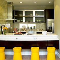 9 design tips from the Sunset Smart Homes | Smart idea: Kitchen that cooks | Sunset.com