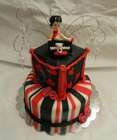 - Betty Boop Cake