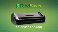 Ditch the sandwich bags and learn how to sous vide using air tight, vacuum sealed FoodSaver bags. Food Saver Vacuum Sealer, Sous Vide Cooking, Sandwich Bags, Apple Tv, Cooking Tips, Meal Planning, Vacuums, Nutrition, Learning