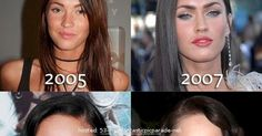 Celebrity Transformation That Are Hard to Believe