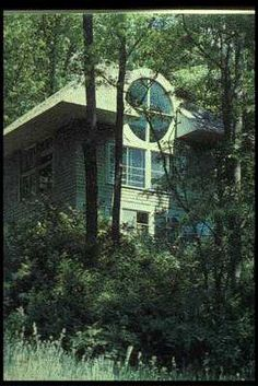 Maison Tucker by ROBERT VENTURI à Katonash, New York, USA, 1975