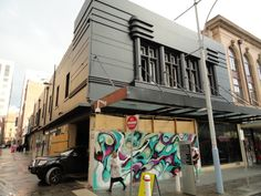 Peel st off Hindley st is being developed thanks to the new small bar licensing laws. With three laneway bars a restaurant planned, once connected to Leigh st it will create a new vibrant restaurant and bar precinct breathe new life into Adelaide. Restaurant Plan, Small Bars, The Next Big Thing, Places To Visit, Street View, My Favorite Things