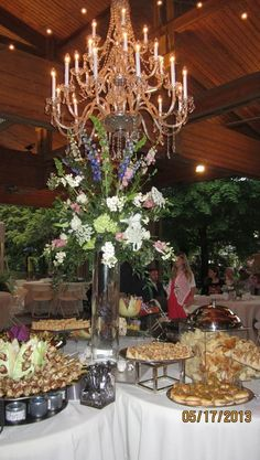 This is an actual reception almost exactly how I want mine except during the fall- but the venue is the same one I'd picked out!