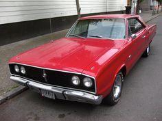 1967 Dodge Coronet.  The car I had when I met Sandra
