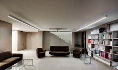 Silence House by First Design Studio Houses Homes Modern Interior Exterior Isfahan Iran Design Modern Interior, Interior And Exterior, One Design, Photo Studio, Feng Shui, Living Room, Gallery, Inspiration, Furniture