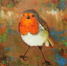 Little English Robins that came to our house in Frant, Kent and were the Cardinals of my childhood.