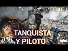 Battlefield 1 Nuevas Clases PILOTO y TANQUISTA Ingeniero + Reparacion de...