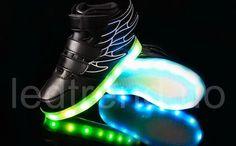 SvarteLED-barnesko Dragonfly light | LED barnesko - LED-skoene finner du i nettbutikken ledtrend.no. Prisene på ledskoene varer varierer fra 599-, og oppover, GRATIS frakt på alle varer. Vi har mange forskjellige LED-sko, ta en titt da vel? på: www.ledtrend.no