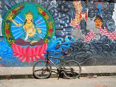 Kathmandu, Nepal. Nepal, India, Painting, Art, Art Background, Goa India, Painting Art, Kunst, Paintings