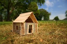 awesome stuff to build out of popsicle sticks - Google Search