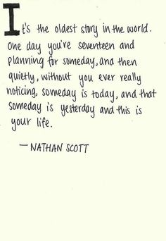 one tree hill | Tumblr