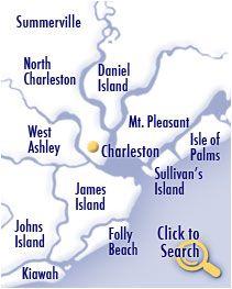 Charleston SC area Summerville, isle of Palms beach, beautiful vacation spots.