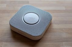 Nest smoke detector :: the world's first Wi-Fi, app-powered smoke detector
