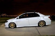 Corolla Altis, Car Tuning, Jdm Cars, Toyota Corolla, Lisa, Trucks, Projects, Ideas, Retro Cars
