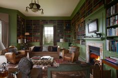 INTERIOR DESIGN ∙ COUNTRY HOUSES ∙ Scotland - Todhunter EarleTodhunter Earle
