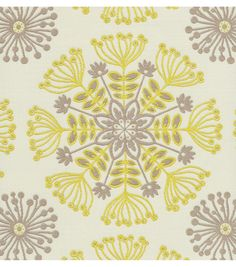 Upholstery Fabric- Waverly - Kaleidoscope Sterling