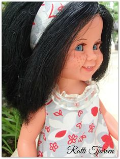 Bambola Ratti Tjorven Italy, Dolls, Baby Dolls, Italia, Puppet, Doll, Baby, Girl Dolls