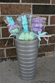 PEEPsicle's - Peeps on a stick! - Living Chic Mom