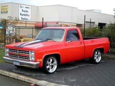 1984 Chevrolet Pick-Up Truck S10 Truck, 87 Chevy Truck, Chevy C10, Chevrolet Trucks, Hot Rod Trucks, Gm Trucks, Cool Trucks, Pickup Trucks, Old Pickup