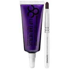Obsessive Compulsive Cosmetics - Unknown Pleasures - Fall 2014 - Technopagan - metallic blackened purple with blue pearl #sephora
