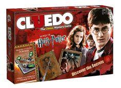 Cluedo Harry Potter - Bordspel
