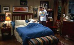 Sheldon & Leonard apartment