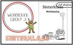 Thema Sinterklaas: werkboekje voor groep 3 - JufShanna.nl
