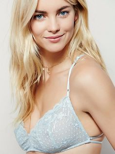 Essential Lace Racerback Long Description Here Bra