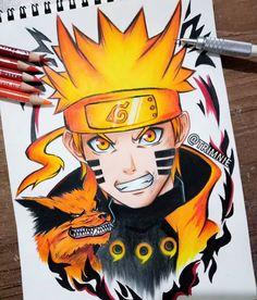 Drawing by: … – Anime Ideas Naruto Vs Sasuke, Naruto Chibi, Fan Art Naruto, Naruto Cute, Naruto Shippuden Anime, Boruto, Naruto Sketch Drawing, Naruto Drawings, Anime Sketch