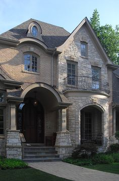 Exterior Photos Stone Brick Design, Pictures, Remodel, Decor and Ideas - page 3