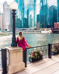 Instagram worthy places in chicago the riverwalk Places In Chicago, Chicago Travel, River Walk, Instagram Worthy, This Is Us, Places To Visit, Country, City, Rural Area