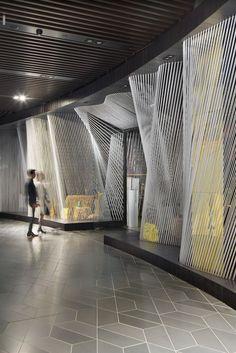 Galería de Tierra Amarilla / TANDEM design studio - 10