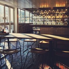 Barbican Food Hall in London