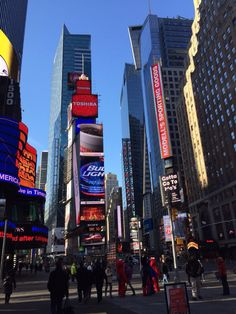 Times Square Times Square, New York, Travel, New York City, Viajes, Traveling, Nyc, Trips, Tourism