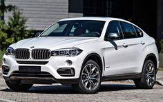 2018 BMW X6 white