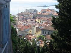 Trieste, Italy*** I was born here.