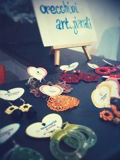 #orecchini #uncinetto #crochet