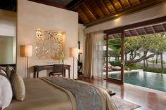The Puri Santrian Resort Hotel in Sanur, Bali www.travelling-bali.com