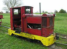 Ruston & Hornsby 'Murray' 2 ft narrow gauge in NZ