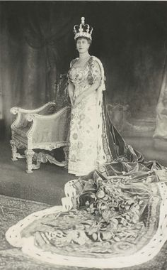 Coronation of George V and Mary of Teck.