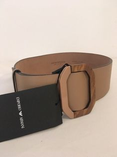 Emporio Armani Design Gold Accent Belt 695  fashion  clothing  shoes   accessories  womensaccessories  belts (ebay link) d7148bfe530