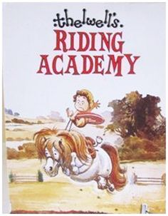 Thelwell - Riding Academy