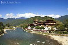 Punakha: is the administrative centre of Punakha dzongkhag in Bhutan.