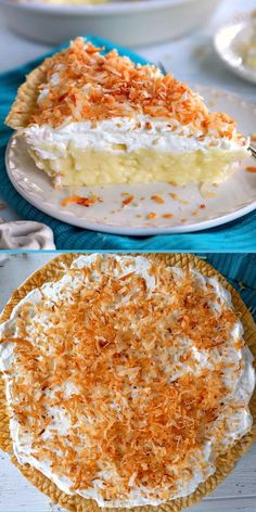 Best Coconut Cream Pie, Coconut Custard Filling Recipe, Cocnut Cream Pie, Cream Pies, Recipes Using Coconut Milk, Coconut Milk Desserts, Delicious Desserts, Dessert Recipes, Twisted Recipes