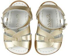 Gold Original Salt Water Sandals