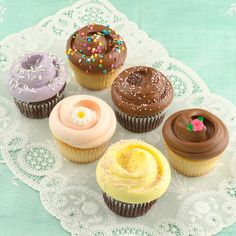 Classic Cupcake Assortment by Magnolia Bakery