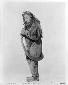 Cowardly Lion.