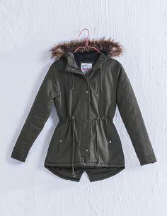 Parka jacket for Girls