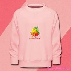 My Little Unicorn, Sewing For Kids, One Design, Graphic Sweatshirt, Sweatshirts, Sweaters, Fashion, Moda, Fashion Styles