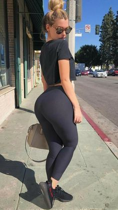 Geile girls in leggings